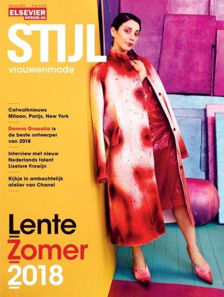 Elsevier Weekblad STIJL Vrouwenmode