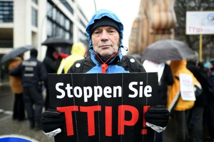 'TTIP is nodig voor de economische positie van Europa'