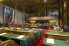 Dat Eerste Kamer vol zit met lobbyisten, wordt nooit schandaal