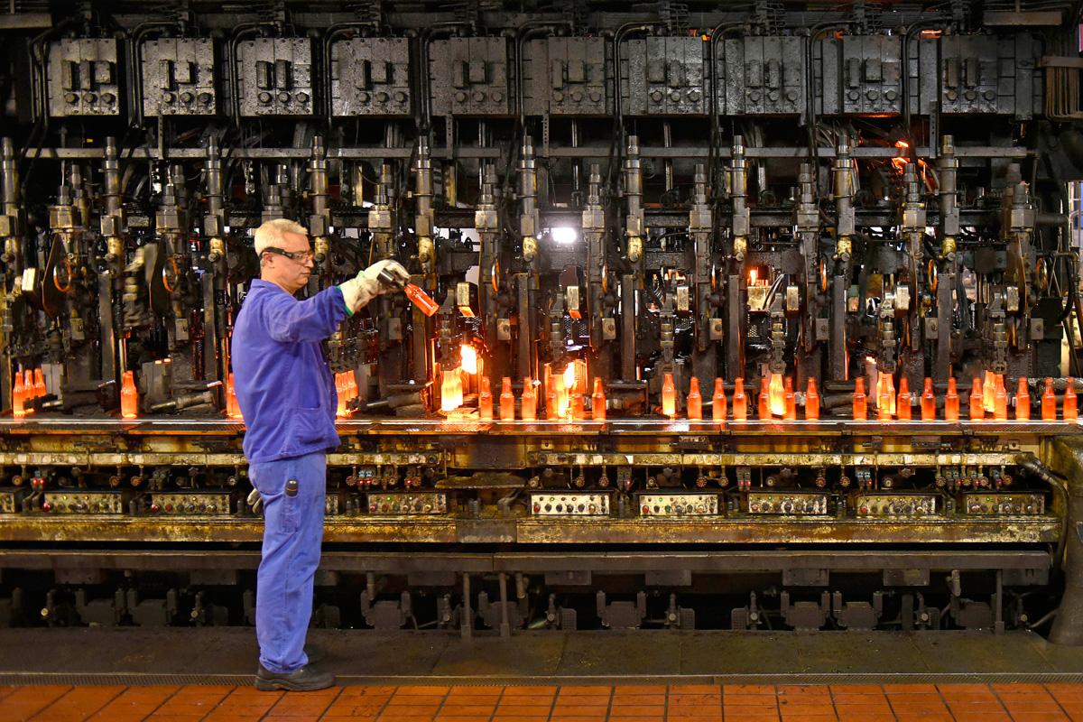 de leerdamse glasfabriek slaapt nooit