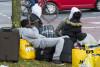 Klagende migranten Den Haag naar andere locatie