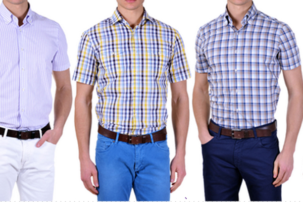 8bdcc1be689 Een hemd met korte mouwen bij mannen, is dat een goed idee? - Elsevier  Weekblad