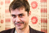 Laurent Binet: 'We gaan ten onder aan serieusheid'