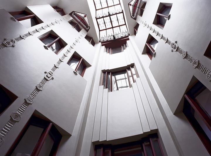 Van der Mey-hal in Scheepvaarthuis