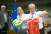 Laatste werkdag van Nederlands enige bode in Brussel
