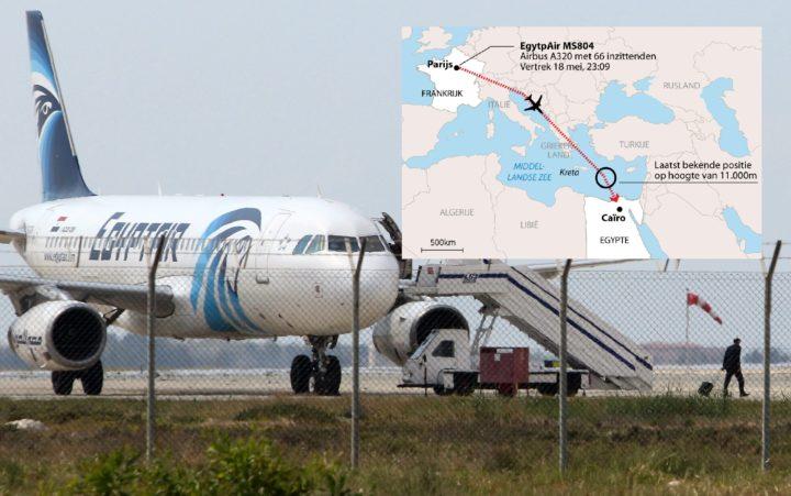 EgyptAir Foto: AFP/ANP