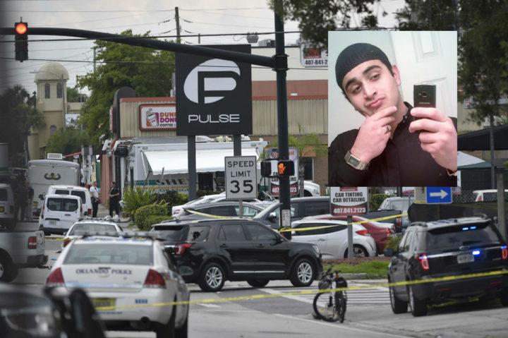 Omar Mateen werd door de FBI in de gaten gehouden. Foto's: AFP