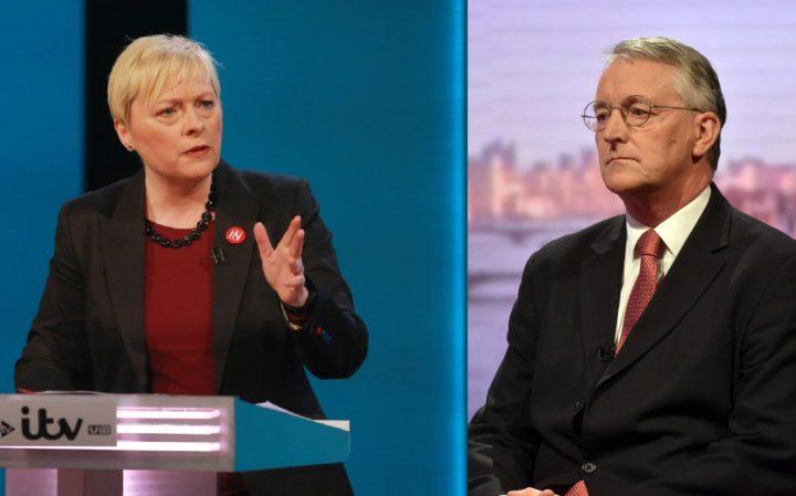 Nemen Eagle en Benn het op tegen Corbyn?