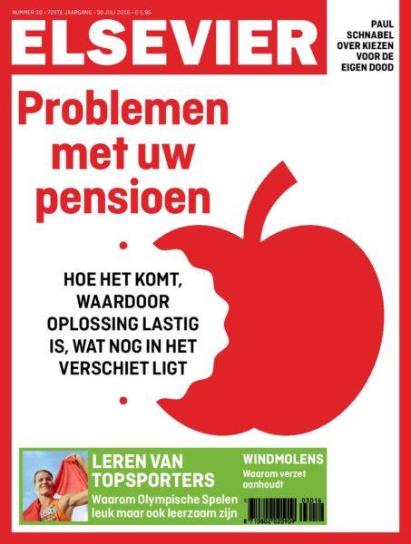 Pensioen, probleem, nieuw pensioenstelsel