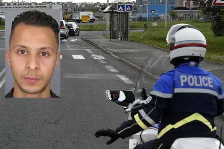 2016-04-27 18:20:13 Police escort a convoy transporting Paris attacks suspect Salah Abdeslam to the Fleury-Merogis prison on April 27, 2016. Paris attacks suspect Salah Abdeslam was charged with murder, association with a terrorist group and possession of weapons and explosives, his lawyer said. Abdeslam, who was transferred to France from Belgium, will have another hearing over his role in the November 13 attacks on May 20, lawyer Frank Berton told reporters, adding that his client would be held in preventive custody at a prison near the French capital. AFP PHOTO / DOMINIQUE FAGET