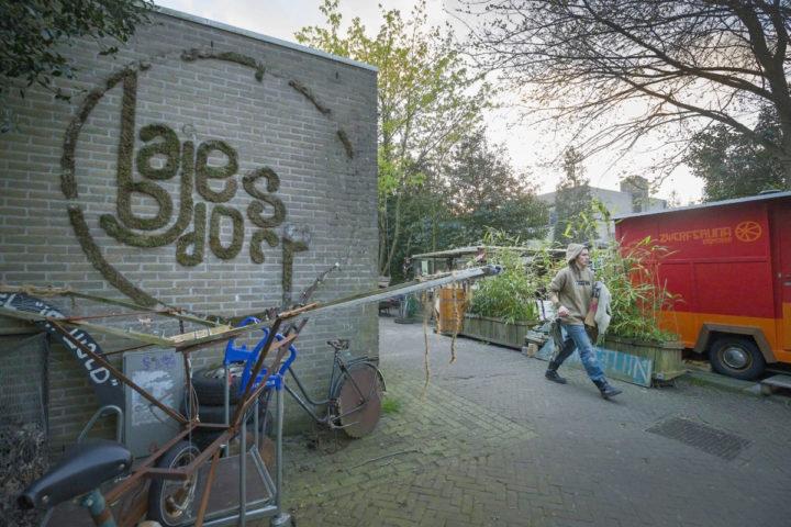 Nederland, Amsterdam, 19-04-2016. Bajesdorp bij de Penitentaire Inrichting Overamstel oftewel de Bijlmer Bajes. Foto: Olivier Middendorp