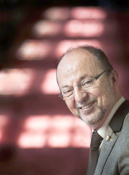 Nederland Den haag 12-07-2016 Paul Schnabel Socioloog, D'66 Senator Foto www.marcobakker.com