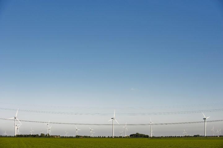Windmolens in Nederland. Foto: Reyer Boxem