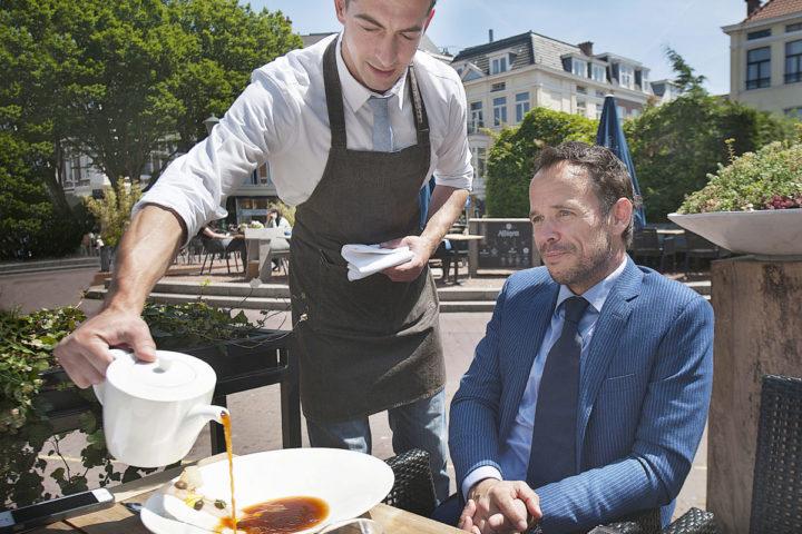 Nederland Den Haag 09-06-2016 Pieter Lacroix Managing Director SOPHOS Foto www.marcobakker.com