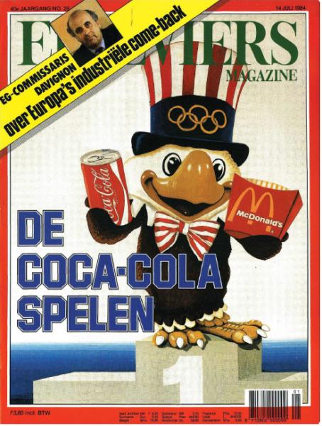coca cola spelen