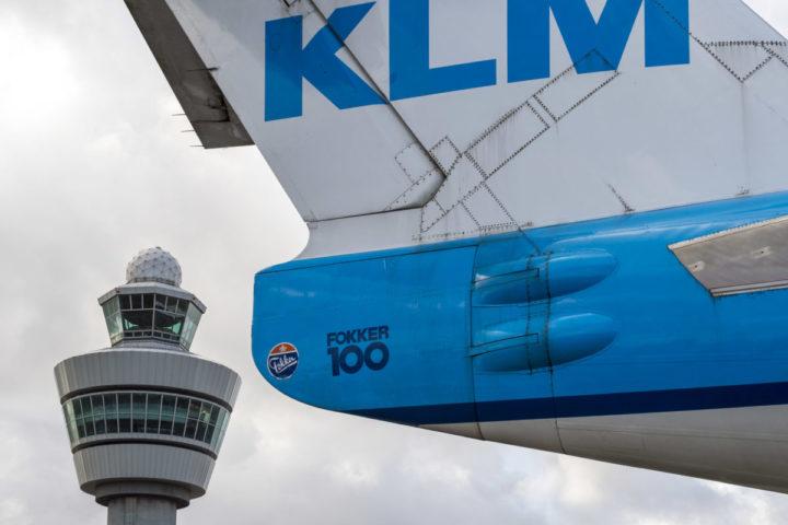 FNV sloeg een voorstel van KLM om in gesprek te gaan af - Foto: ANP