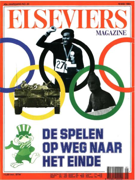 olympische spelen 1984