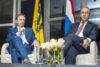 Twee burgemeesters in Brasschaat vinden elkaar