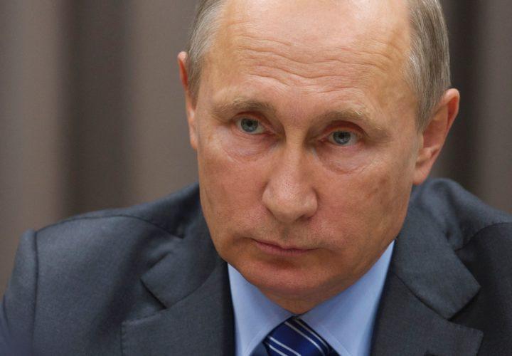 De methode Poetin gaat voor het dossier MH17 niet werken - Foto: AFP