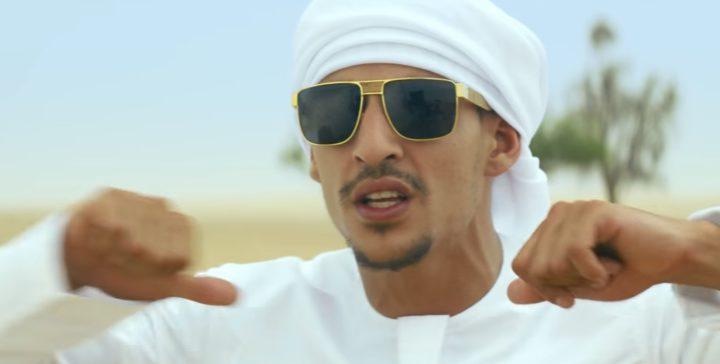 De vlogs en clips van Rapper Boef hebben honderdduizenden views - Foto: Screenshot YouTube