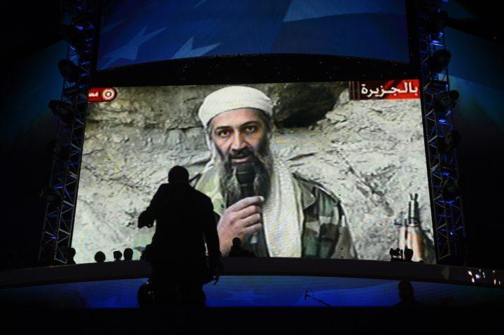Osama bin Laden Foto: AFP