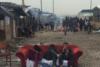 Ontruiming 'jungle' Calais: amper vrouwen en kinderen te zien