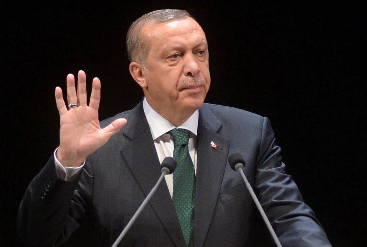 Er zijn meer dan vijf landen in de wereld, aldus Erdogan - Foto: AFP