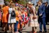 Australiërs lopen uit voor Willem-Alexander, maar vooral voor Máxima