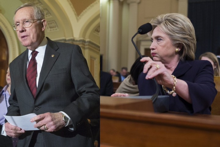 Clinton-Reid