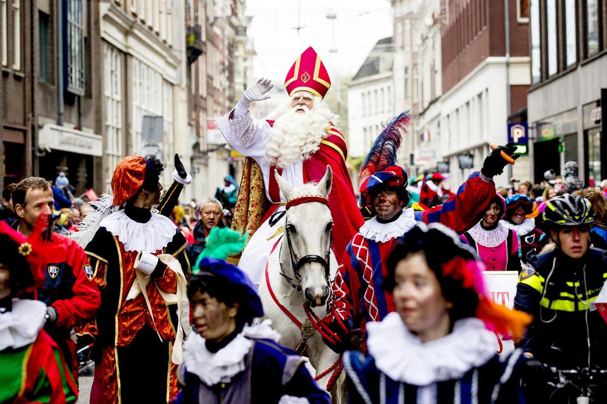 Actiegroep Wilde Moordaanslag Op Sinterklaas Ewmagazine