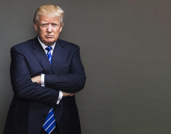 Donald Trump is Amerikaanse president