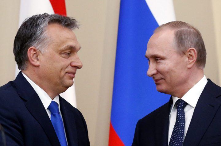 De nieuwe alliantie Trump-Orbán-Poetin zal zeker meer werk gaan maken van het bestrijden van illegale migratie en jihadisme - Foto: AFP