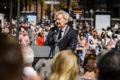 Van der Laan heeft longkanker: 'Weinig reden tot optimisme'