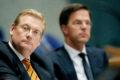 Strijdbare Van der Steur wil zichzelf én Rutte redden