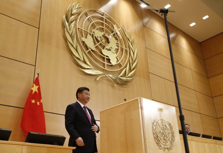 Xi Jinping China keizer machtig