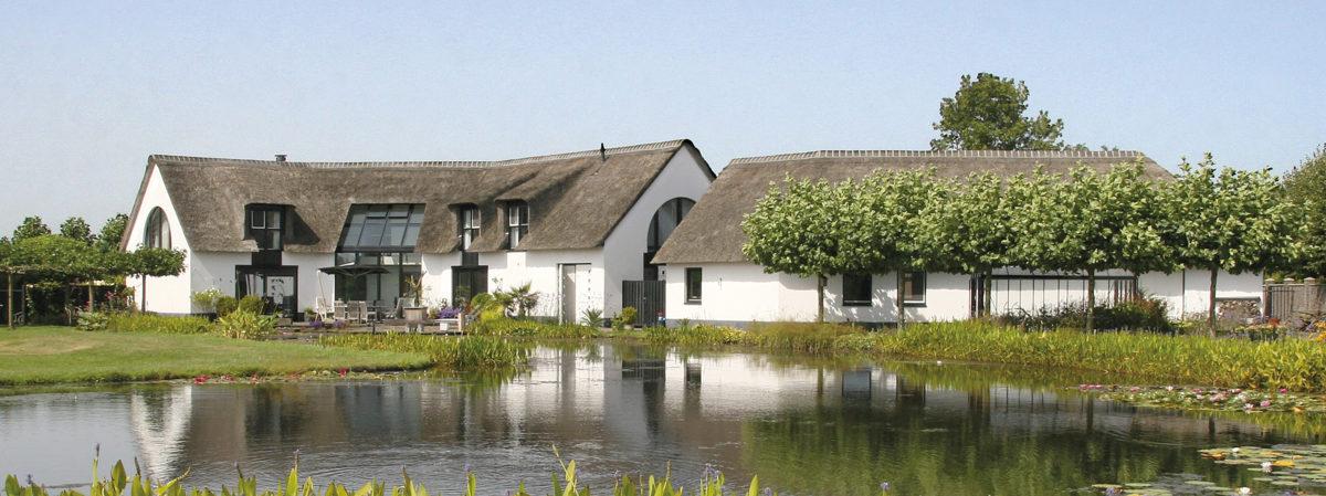 Te koop landelijk en modern landhuis in heesch elsevier for Modern landhuis