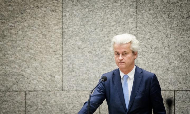 2017-02-15 15:12:12 DEN HAAG - PVV-fractievoorzitter Geert Wilders vraagt een debat aan over teruggekeerde Syrie-gangers. ANP BART MAAT