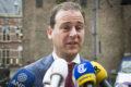 Nederland offerde zich op voor de euro