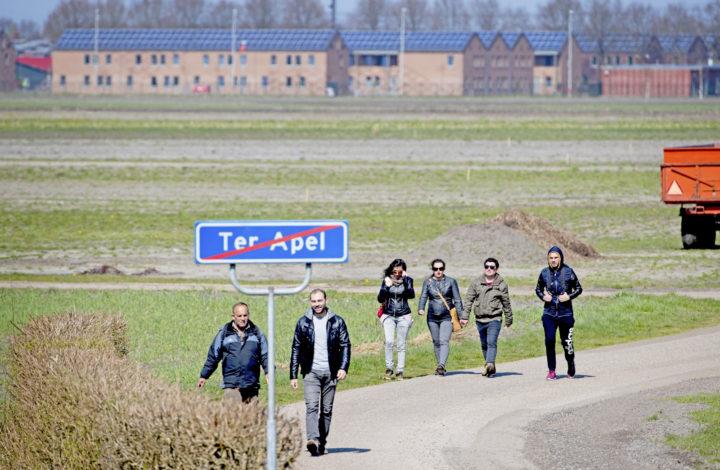 Het immigratiebeleid is een open- einderegeling. Foto: ANP