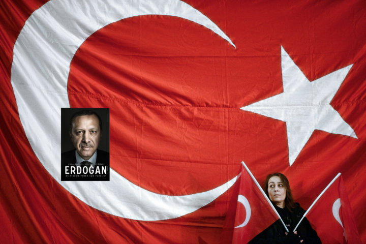 2017-02-18 13:23:34 epa05801682 A participant alongside a giant Turkish flag attending a meeting held by the Turkish Prime Minister Binali Yildirim in Oberhausen, Germany, 18 February 2017. Turkish Prime Minister Binali Yildirim speaks to an expected crowd of more than 10,000 people of Turkish origin to promote support for a referendum on 16 April 2017 that would expand President Recep Tayyip Erdogan's powers by creating an executive presidency. EPA/SASCHA STEINBACH