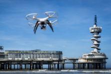 Zwerm van drones kan reddingsoperaties versnellen