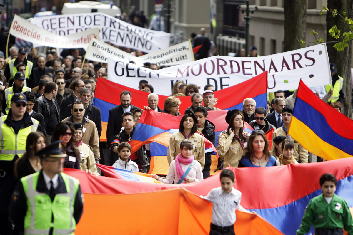 Sluitend bewijs voor rol turkse regering in armeense for Turkse reisbureau den haag