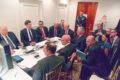 Vechten om Trumps aandacht: een ongekende machtsstrijd