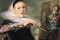 Judith Leyster: de eerste vrouwelijke meester-schilder