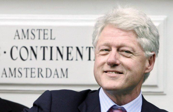 Clinton, Amsterdam, Papeneiland, President