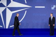 Turkije wil samenwerking NAVO en Oostenrijk vetoën