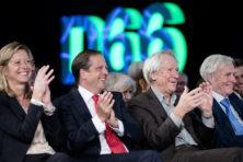 D66 speelt amateurtoneel en dat wekt ergernis