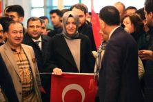 Turkse minister Kaya was toch niet 'ongewenst'