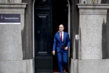 Segers terughoudend over kabinet met 'motorblok'