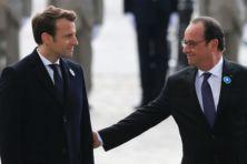 Kritische vragen aan multiculturalist Macron